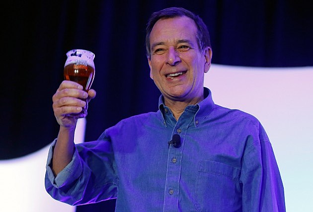 Jim Koch from Sam Adams