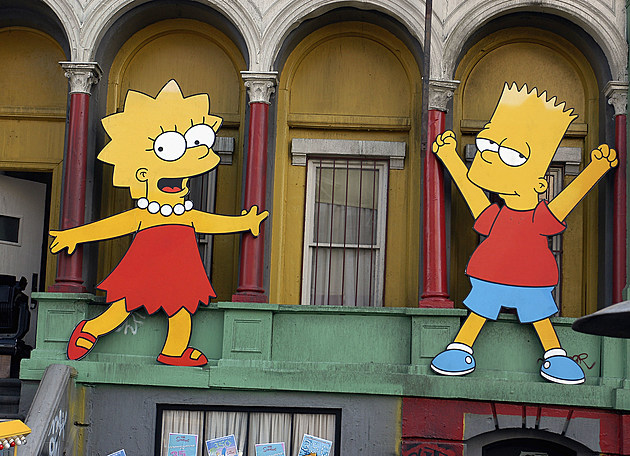 """""""The Simpsons"""" 350th Episode Block Party"""