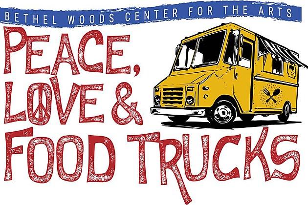Peace Love And Food Trucks Bethel Woods